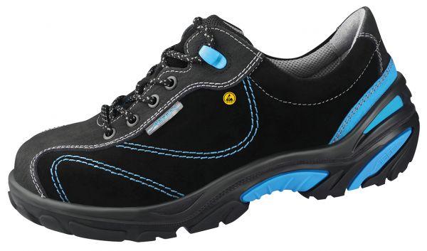 Abeba 34621 Crawler 34621 Halbschuhe schwarz/blau ESD - S2 SRC Sicherheitsschuhe