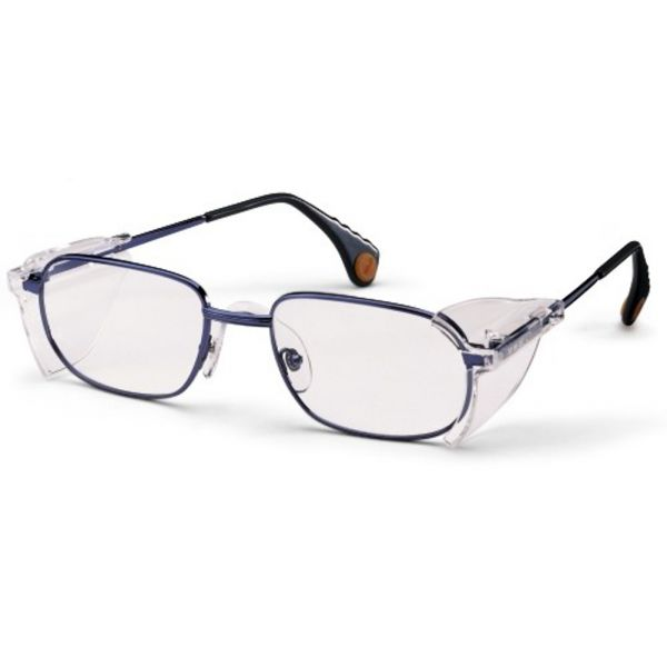 Uvex 9155.005 Mercury Schutzbrille mit Metallfassung