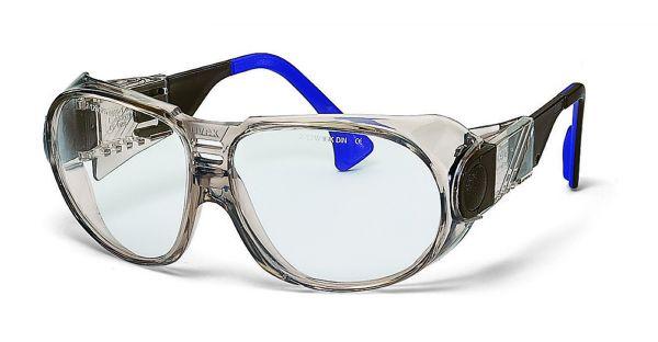 Uvex 9180.125 Futura optidur 4C Schutzbrille plus Gläser klar