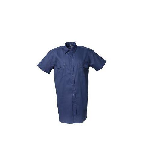 Planam Köperhemd kurzarm, Oberhemd