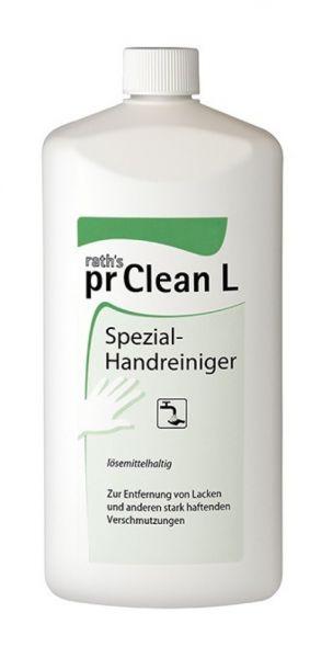 pr - Hautschutz prClean L - Spezial Handreiniger - 1 Liter