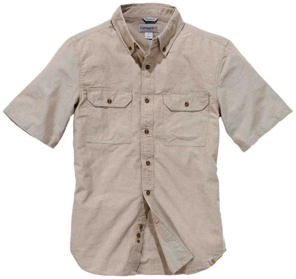 Carhartt S200 S/S FORT SOLID SHIRT